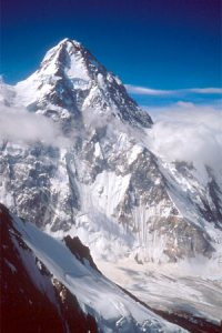 K2, the mountain