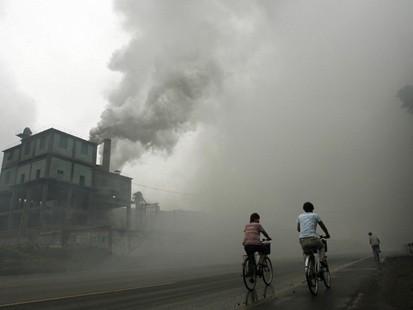 Čína a změny klimatu