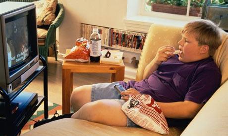 grignotage devant la télé