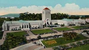 de Young Memorial Museum ca. 1933