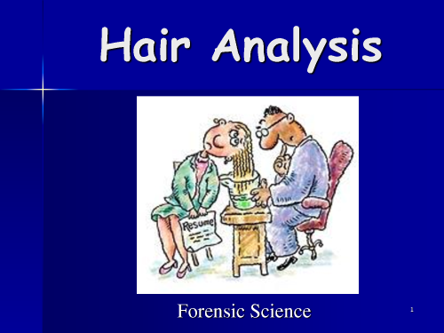 forensic tech David Spence apparently can't tell human from animal hair