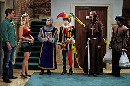 The Big Bang Theory meets Lord Byron